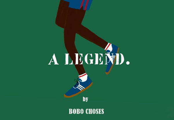 Bobo Choses A Legend SS17 Petit Book