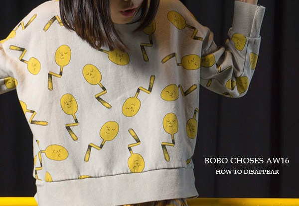 Bobo Choses AW16-17 How to disappear Preview