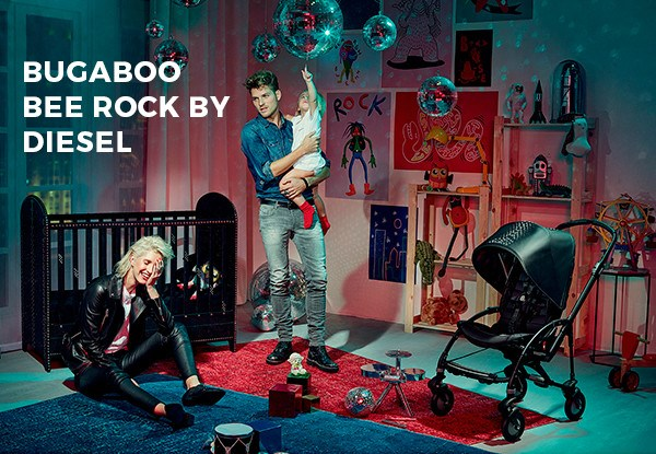Bugaboo Bee Rock By Diesel