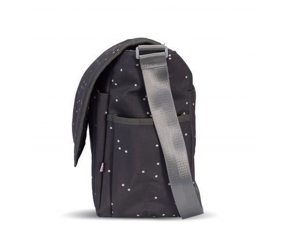 Bolso Bandolera My Bag´s Mini Stars grey (2)