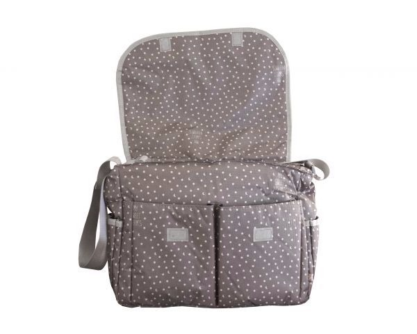 Bolso Bandolera My Bag´s Sweet Dream´s Gris (2)