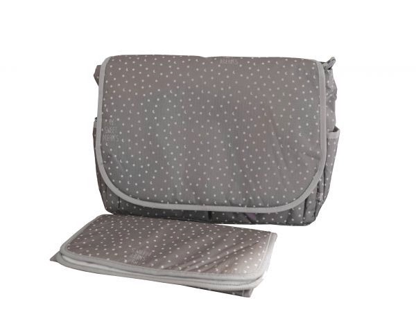 Bolso Bandolera My Bag´s Sweet Dream´s Gris