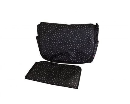 Bolso Bandolera My Bag´s Sweet Dream´s Negro