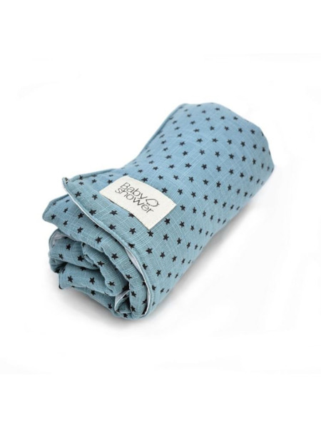 Cambiador Baby Shower XL Rock Blue