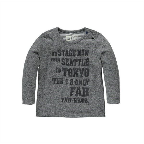 Camiseta Gris Tumble 'n Dry Filemon