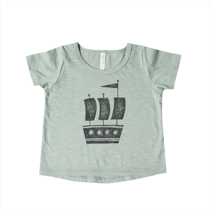 Camiseta Rylee & Cru Ship