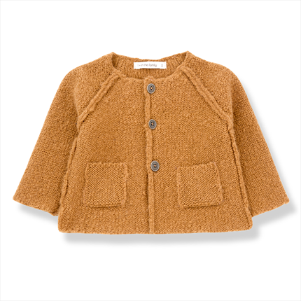 Chaqueta 1+in the family Agnes ocre