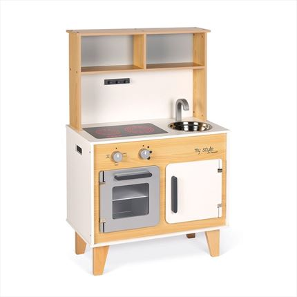 "Cocina de madera Janod personalizable ""My style"""