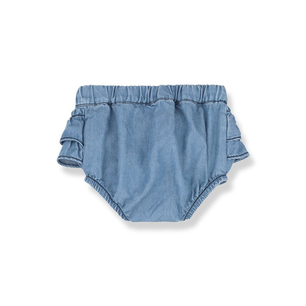 Culotte 1+ in the family Ibiza denim
