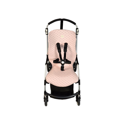 Funda para Bugaboo Bee 3 Fundas Bcn Little Fun Peach