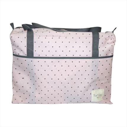 Maleta Fundas Bcn Little Fun Peach