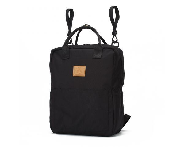 Backpack Master Eco Recycled My Bag's black (2)