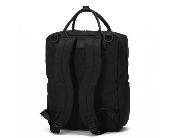 Backpack Master Eco Recycled My Bag's black (3)