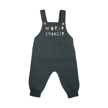Peto Changer Dear Mini Antracita