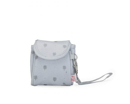 Portachupetes My Bag´s Lucky Gris