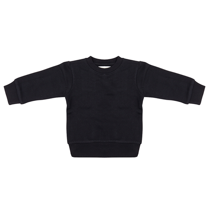 Sudadera Little Indians Negra